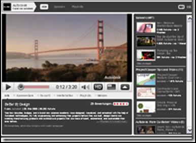 Autodesk YouTube