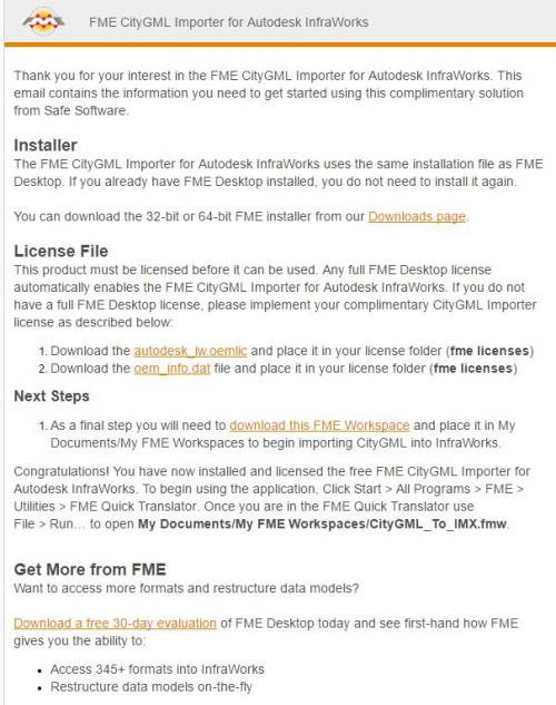 E-mail_FME Konverter+Lizenz