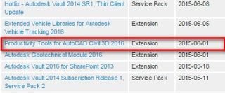 Autodesk Account Civil  Productivity Tools