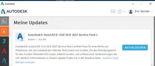 01_AutoCAD Civil 3D 2017 SP1