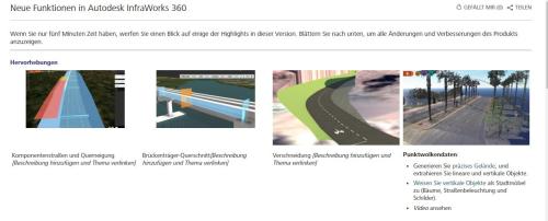 IW 360 Neuerungen