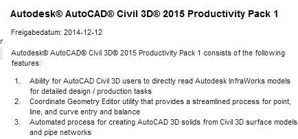 Civil Productivity Pack 1