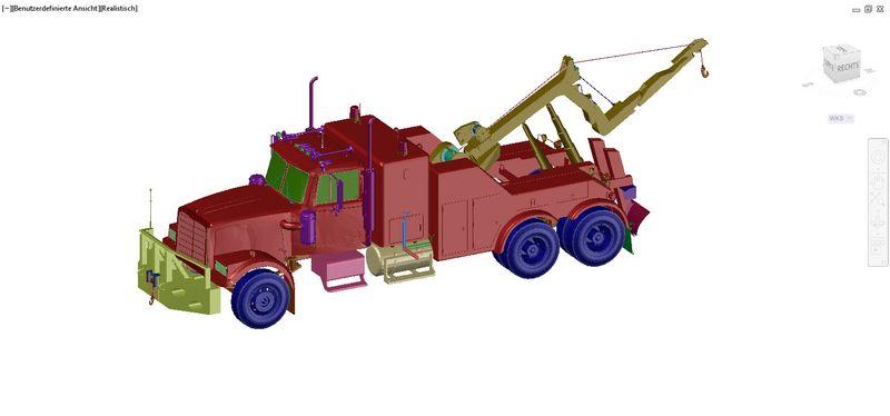 Truck_ACAD