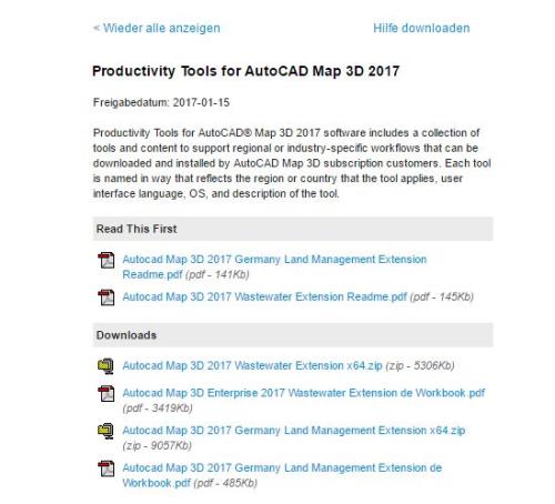 2_ALKIS Extension Map 3D 2017
