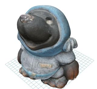 3D Objekt